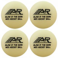 AR Sports GLOW IN THE DARK Mini 4-pack Bumba