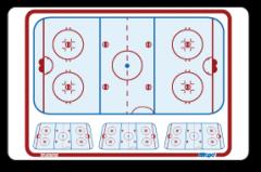Berio Rigide Boards 81x110 Tactics Board