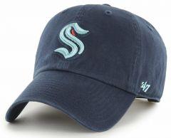 47 Brand Clean Up NHL Seattle Kraken Senior Naģene