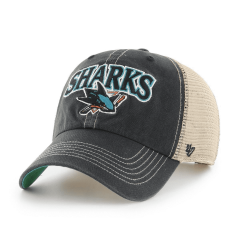 47 Brand Tuscaloosa NHL San Jose Sharks Senior Naģene