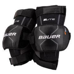 Bauer ELITE KNEE Intermediate Goalie Knee Pads
