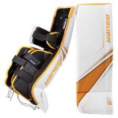 Bauer Supreme S18 2S PRO Senior Goalie Leg Pads