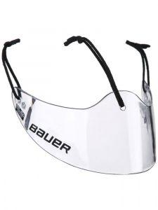 Bauer S17 GOALIE THROAT PROTECTOR Junior Вратарское стекло на шею