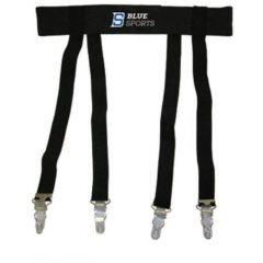 Blue Sports Junior Garter Belt
