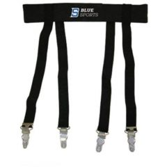 Blue Sports Senior Garter Belt