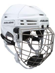 Bauer RE-AKT 75 COMBO (T-1) Senior Шлем с маской