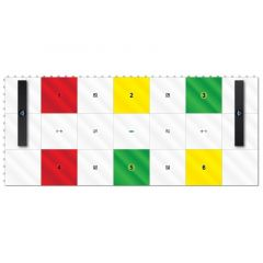 Hockey Revolution MY PUZZLE SYSTEMS  231x100x1.1cm Trainers
