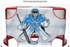 Hockey Revolution MY GOALIE TARGET Mērķis