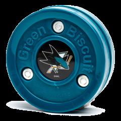 Green Biscuit NHL San Jose Sharks Ripa