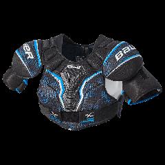 Bauer S21 X Intermediate Hokeja Plecsargs