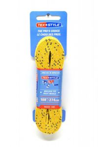 Tex Style Waxed Molded 1510MT Skate Laces