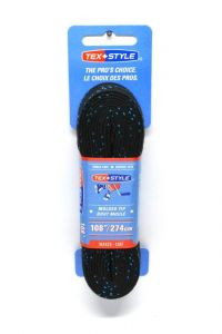 Tex Style Waxed Molded 1850MT Skate Laces