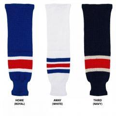 Hockey Socks Knit New York Rangers Junior