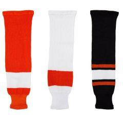 Hockey Socks Knit Philadelphia Flyers Senior