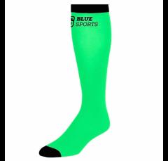 Skate Socks Blue Sport Pro-Skin Coolmax Senior