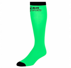 Skate Socks Blue Sport Pro-Skin Coolmax Junior