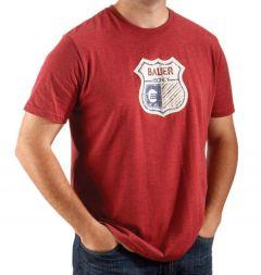 Bauer SHIELD SS TEE Senior T-krekls