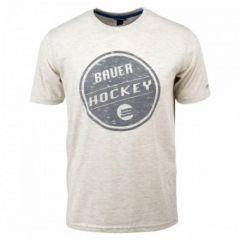 Bauer VINTAGE LABEL SS TEE Senior T-krekls