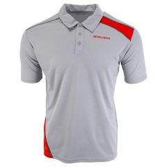 Bauer PREMIUM POLO SHIRT Senior T-krekls