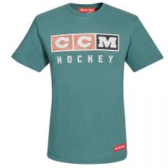 CCM VINTAGE LOGO T-Shirt
