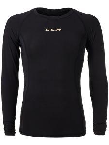 CCM S21 LS Performance Compr Senior Apakšveļas Krekls