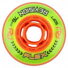 Revision FLEX GREEN/ORANGE SOFT  Колёсики